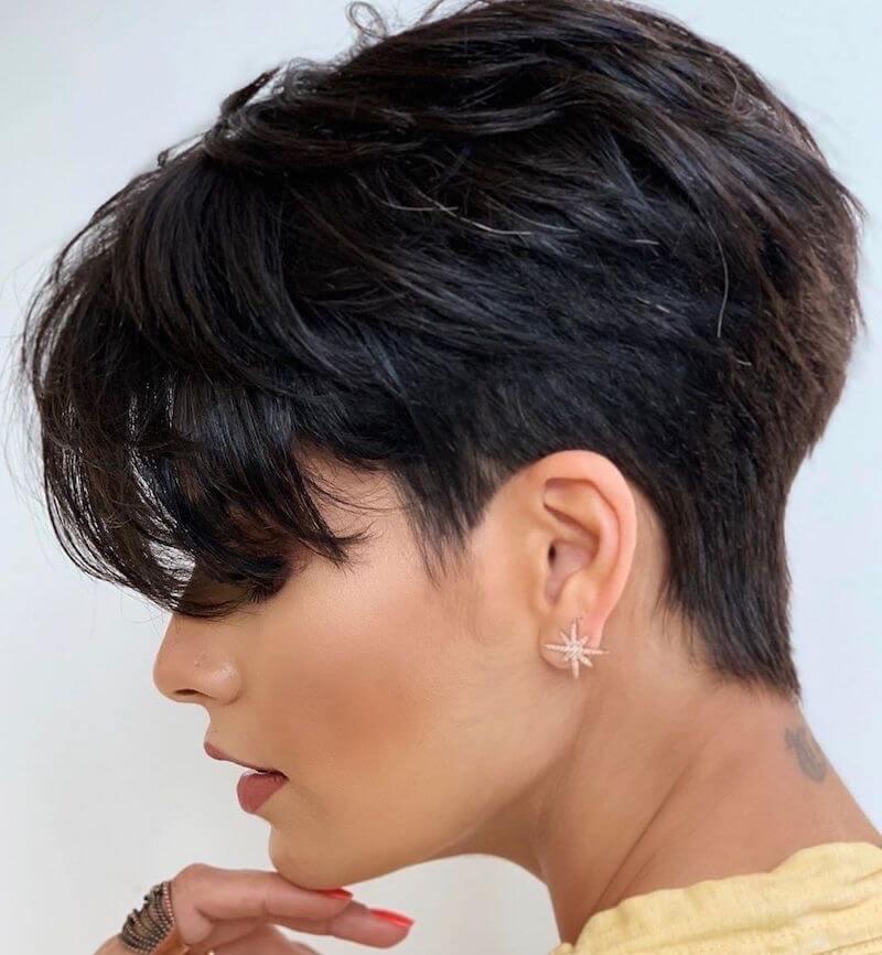 tagli capelli corti 2020 2021