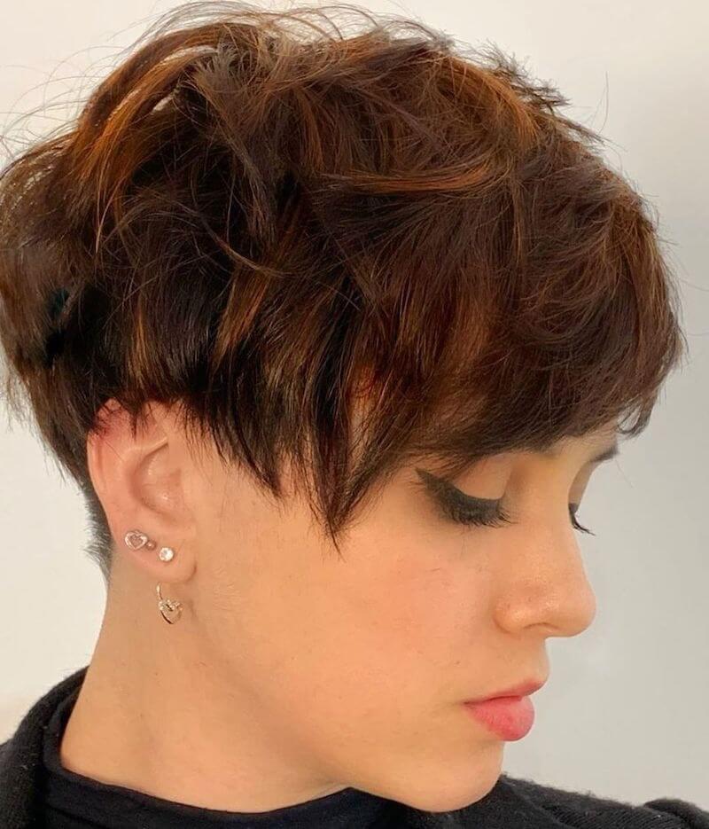 tagli capelli corti autunno 2020