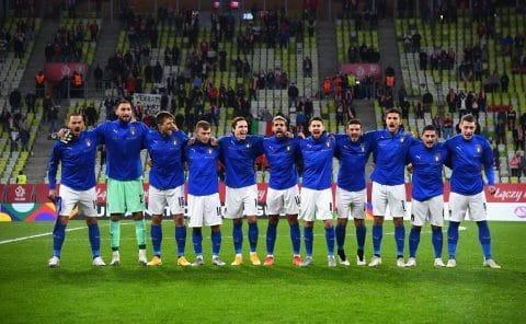 Italia v Polonia