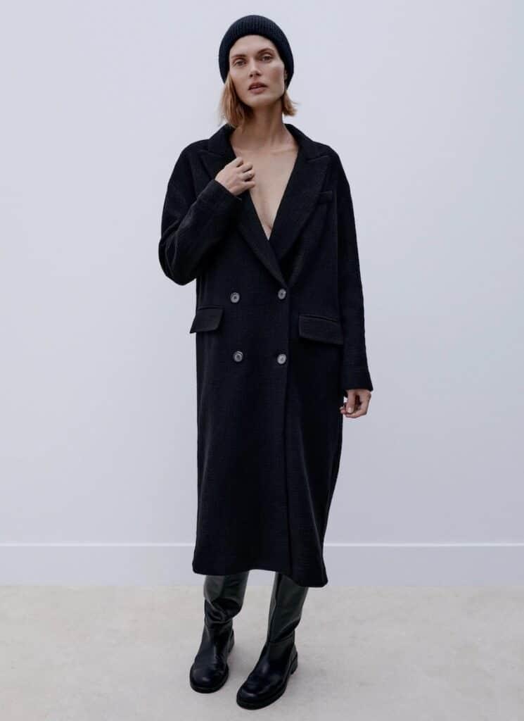 cappotto zara inverno 2020 2021
