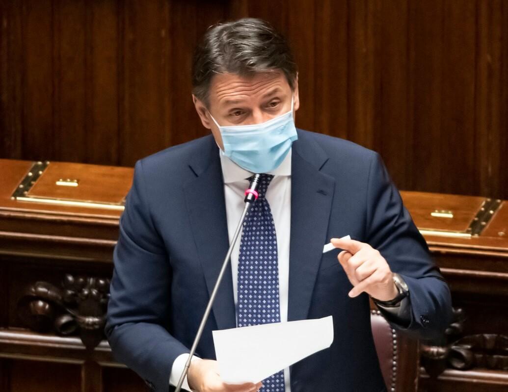 Italia nuovo lockdown