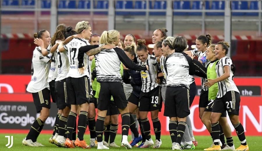 Calcio Femminile Serie A Quarta Giornata Juve Prima In Classifica Donne Sul Web