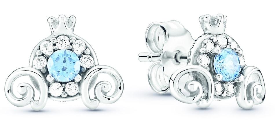 Pandora CinderellaDisney orecchini inverno 2020 21