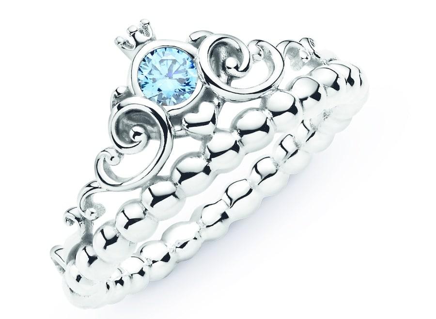 Pandora Disney anello tiara 2020 2021