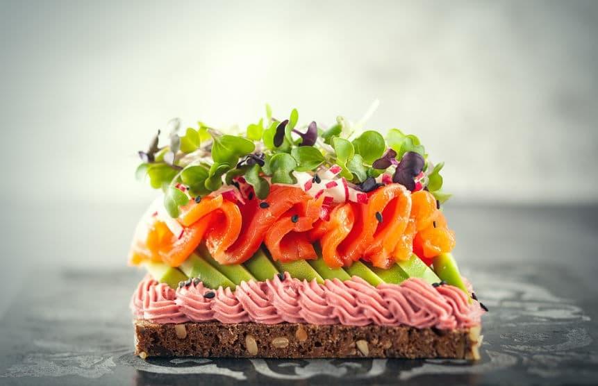 antipasti menu raffinato natale