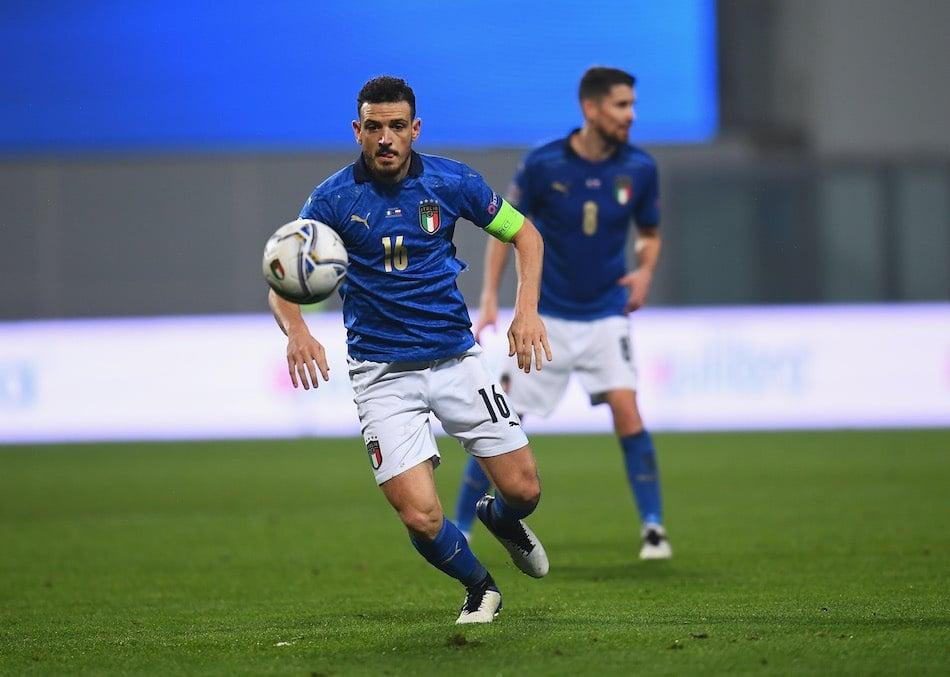 Nations league Italia