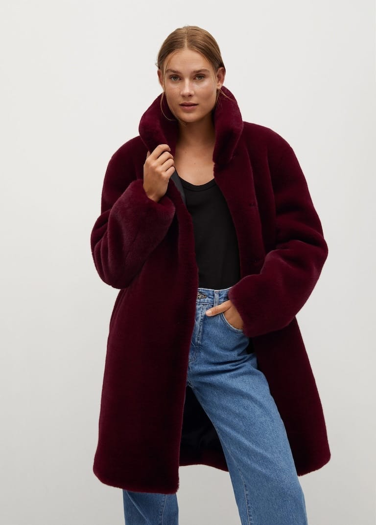 mango black friday cappotto 2020