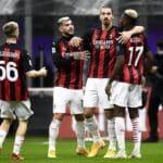 Milan giocatori formazione