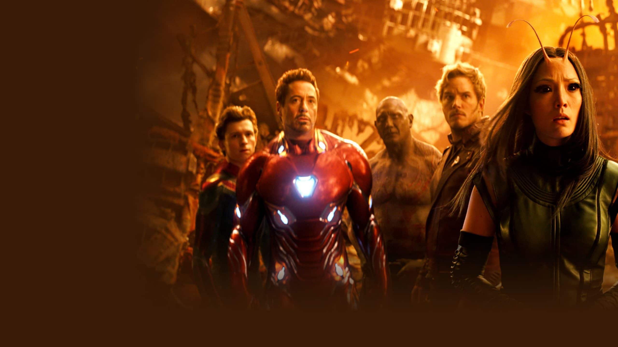avengers infinity war film da vedere assolutamente