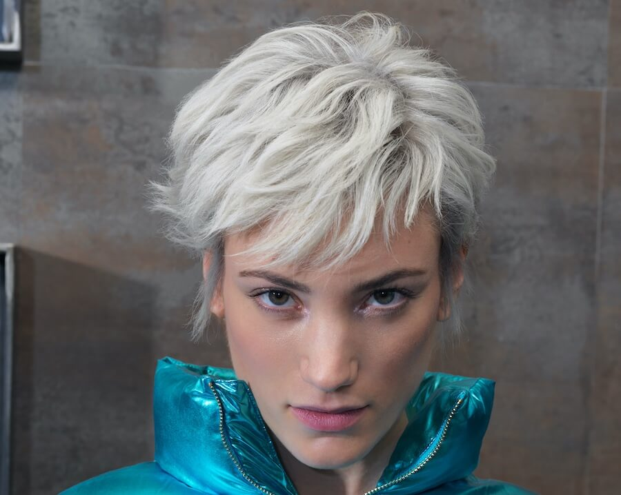 cortes de cabelo loiro platinado 2021