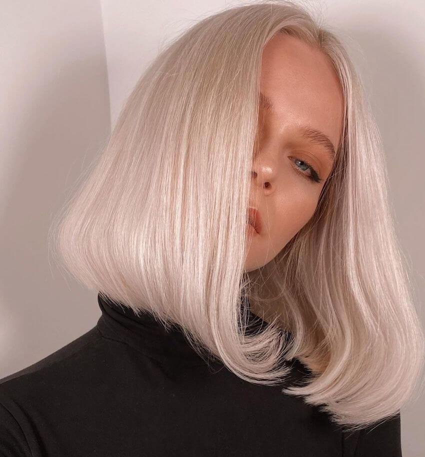 Tagli capelli medi 2021. 5 modi diversi per portare il bob ...