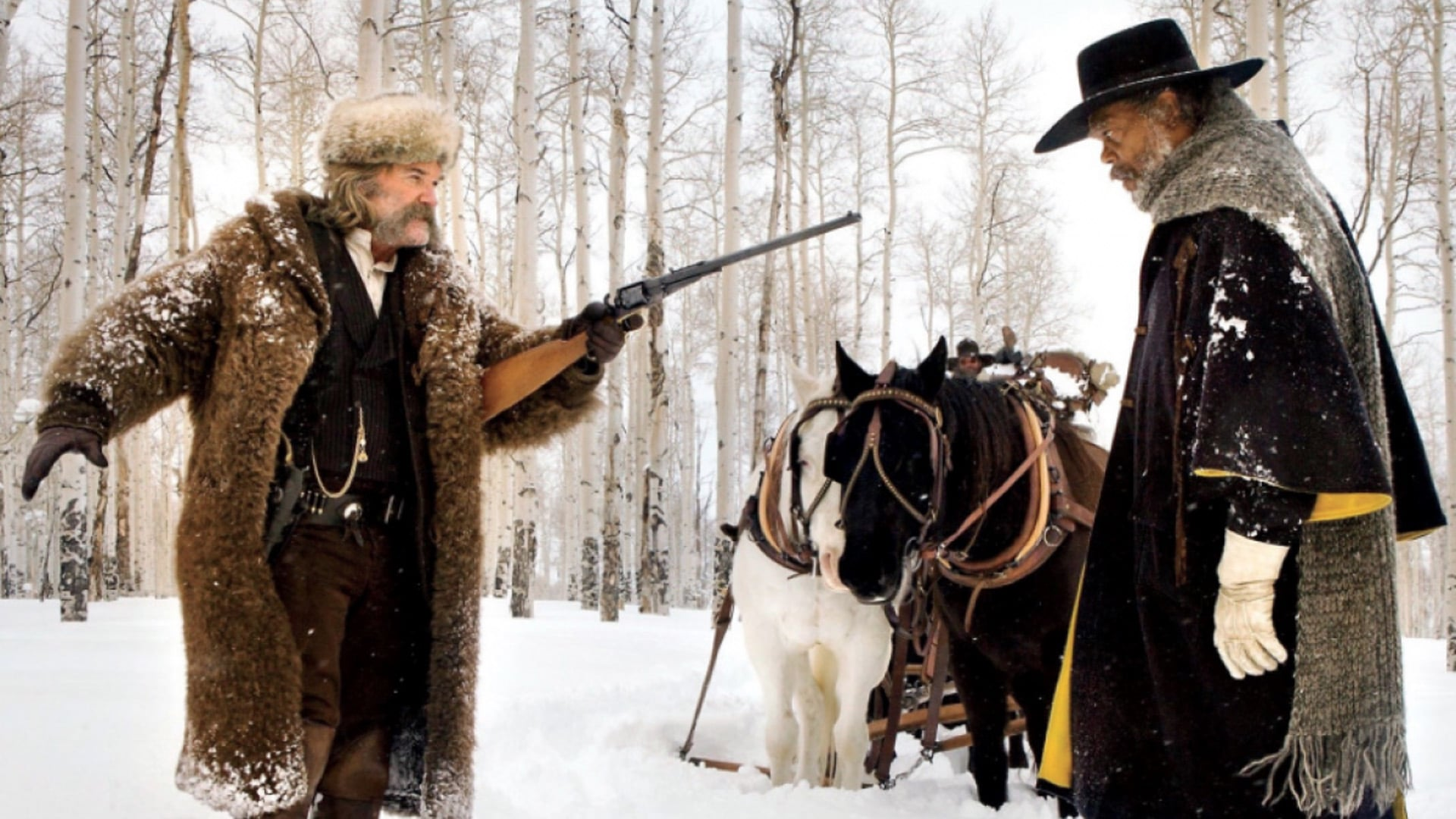 The Hateful Eight film da vedere tarantino