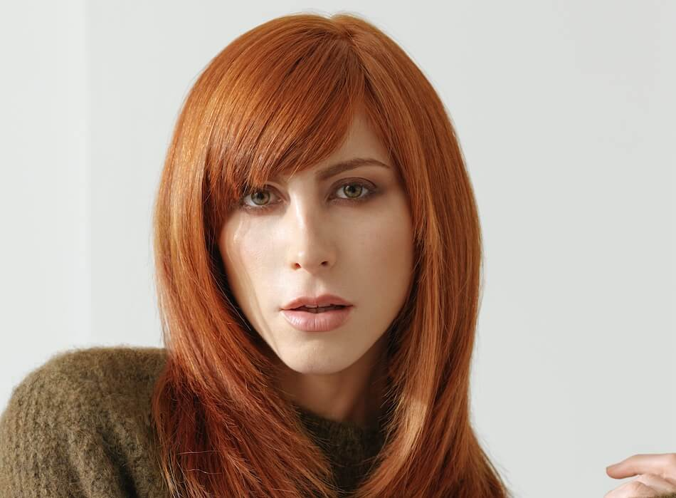 capelli con frangia 2021