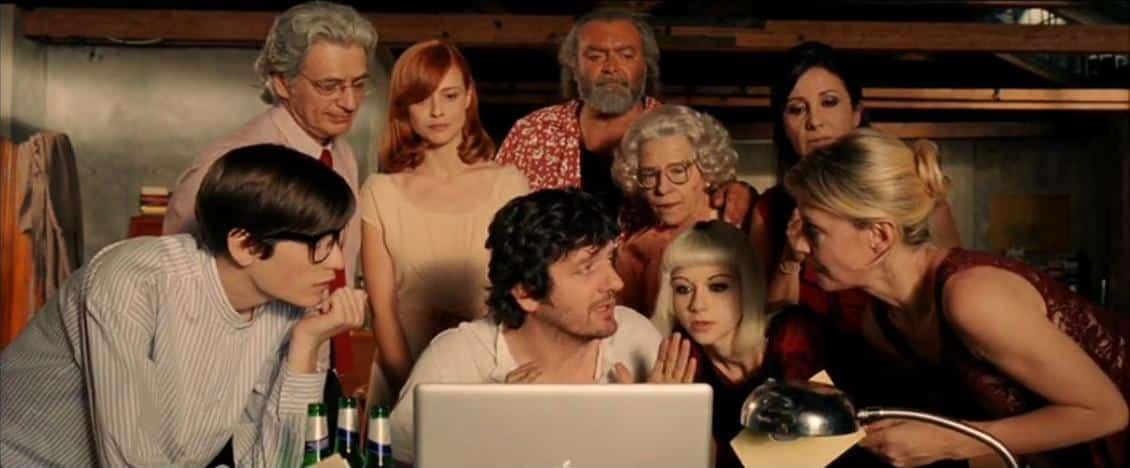 happy family film