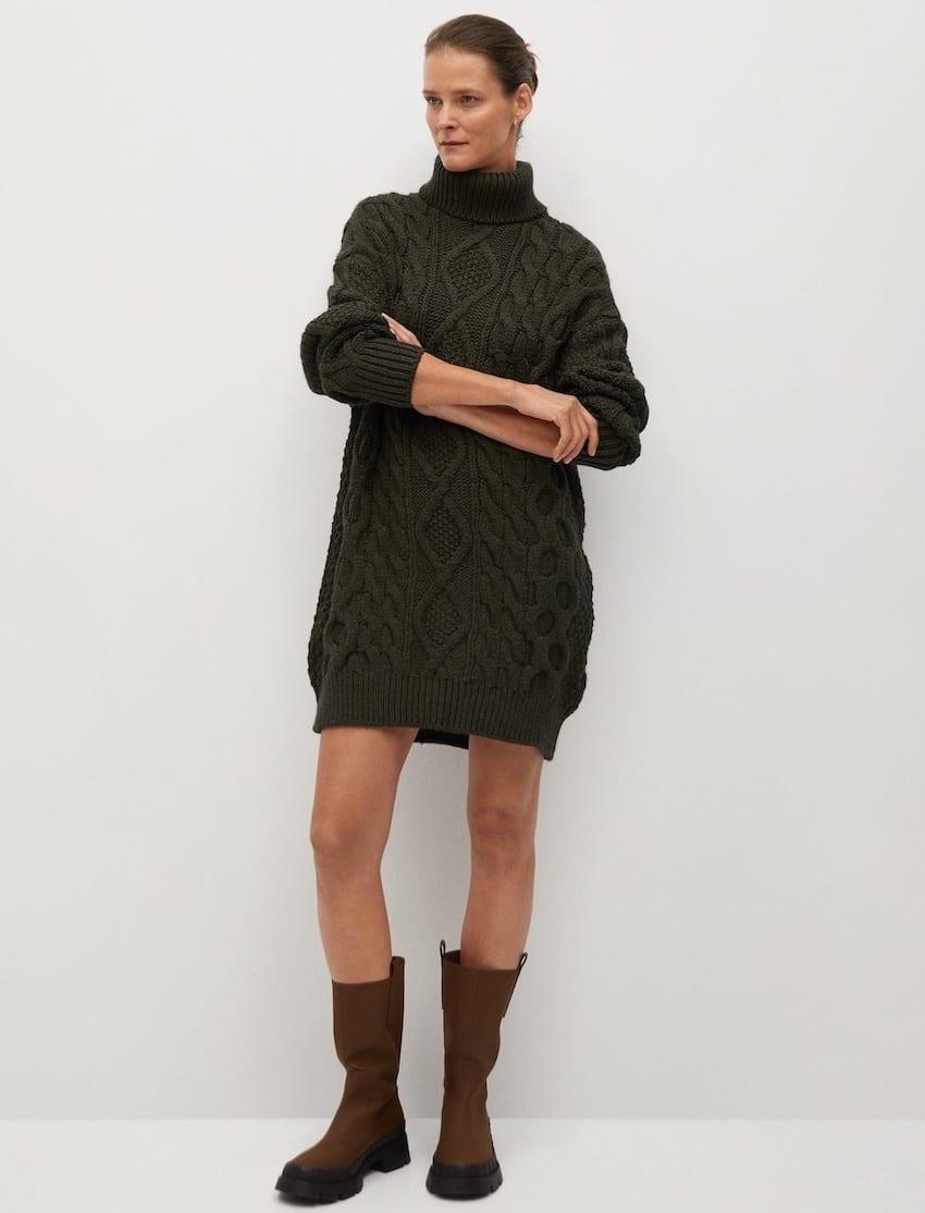 mango inverno 2021 vestiti