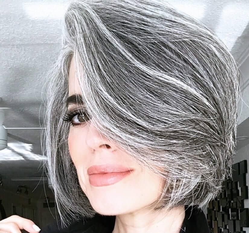 cortes de cabelo 2021 acima de 50-