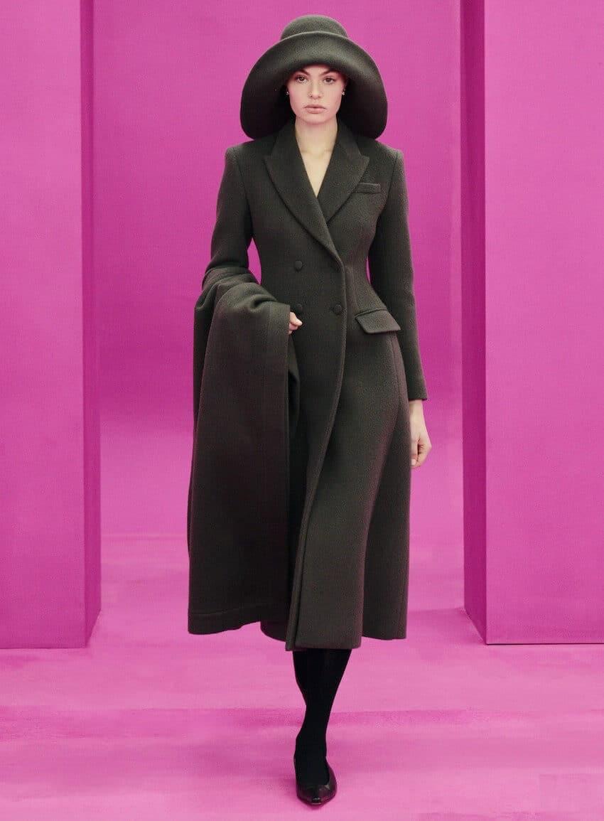 cappotti donna inverno 2021 2022 Emilia-Wickstead