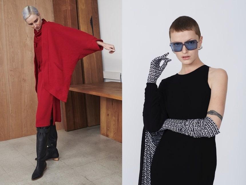moda donna inverno 2021- 2022-sfilate