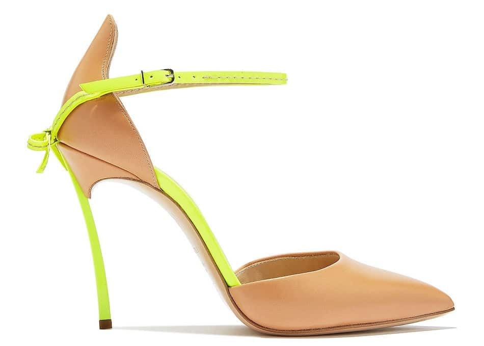 scarpe casadei primavera estate 2021