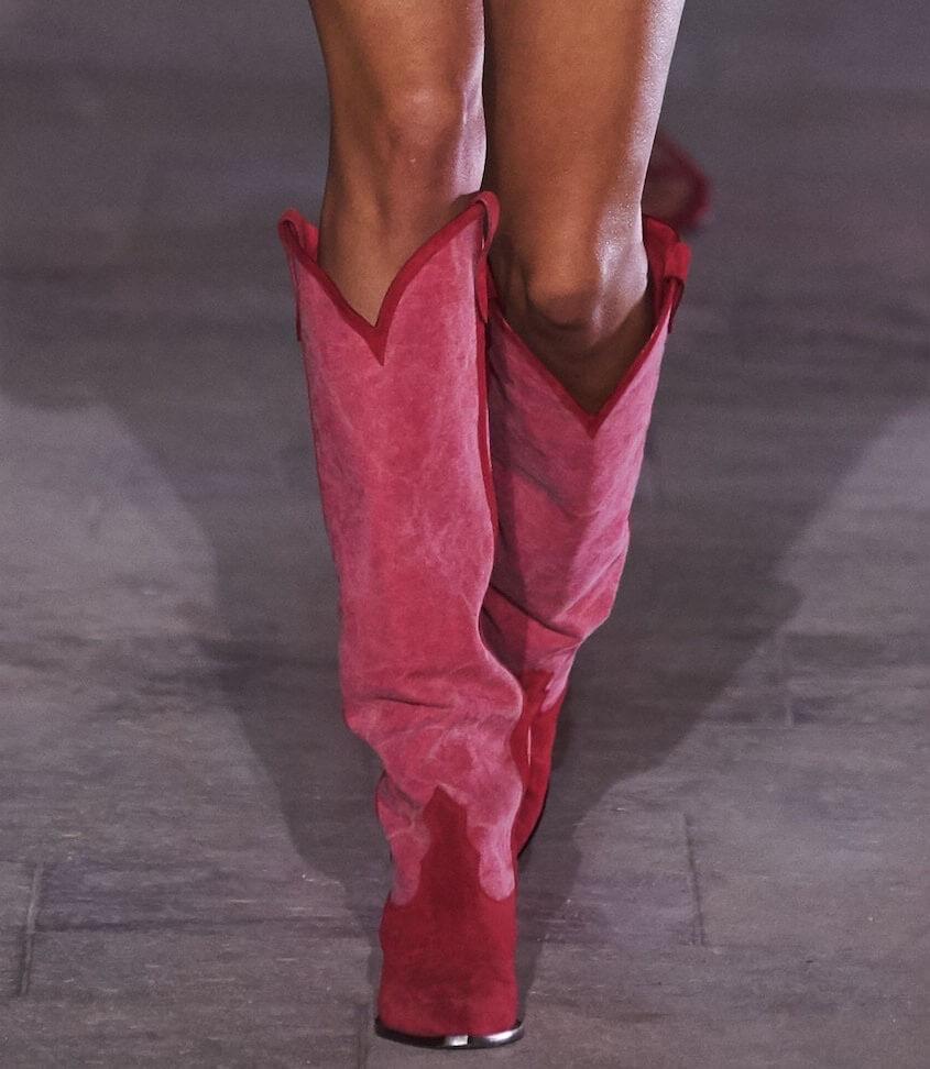 stivali estivi moda 2021