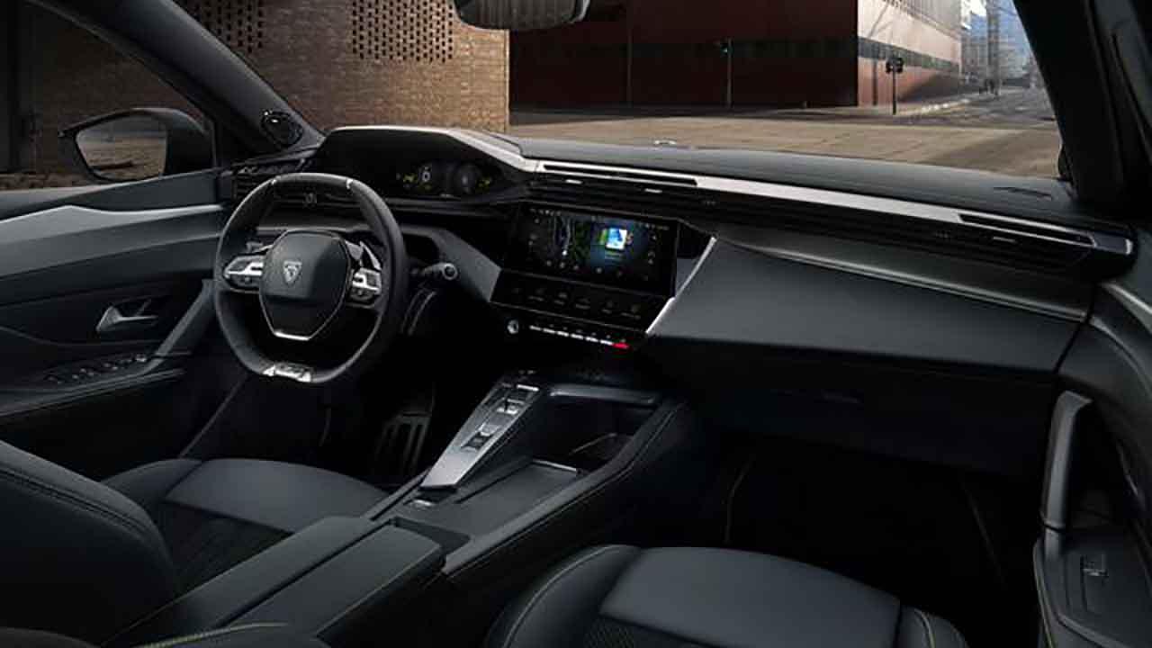 Peugeot 308 interni