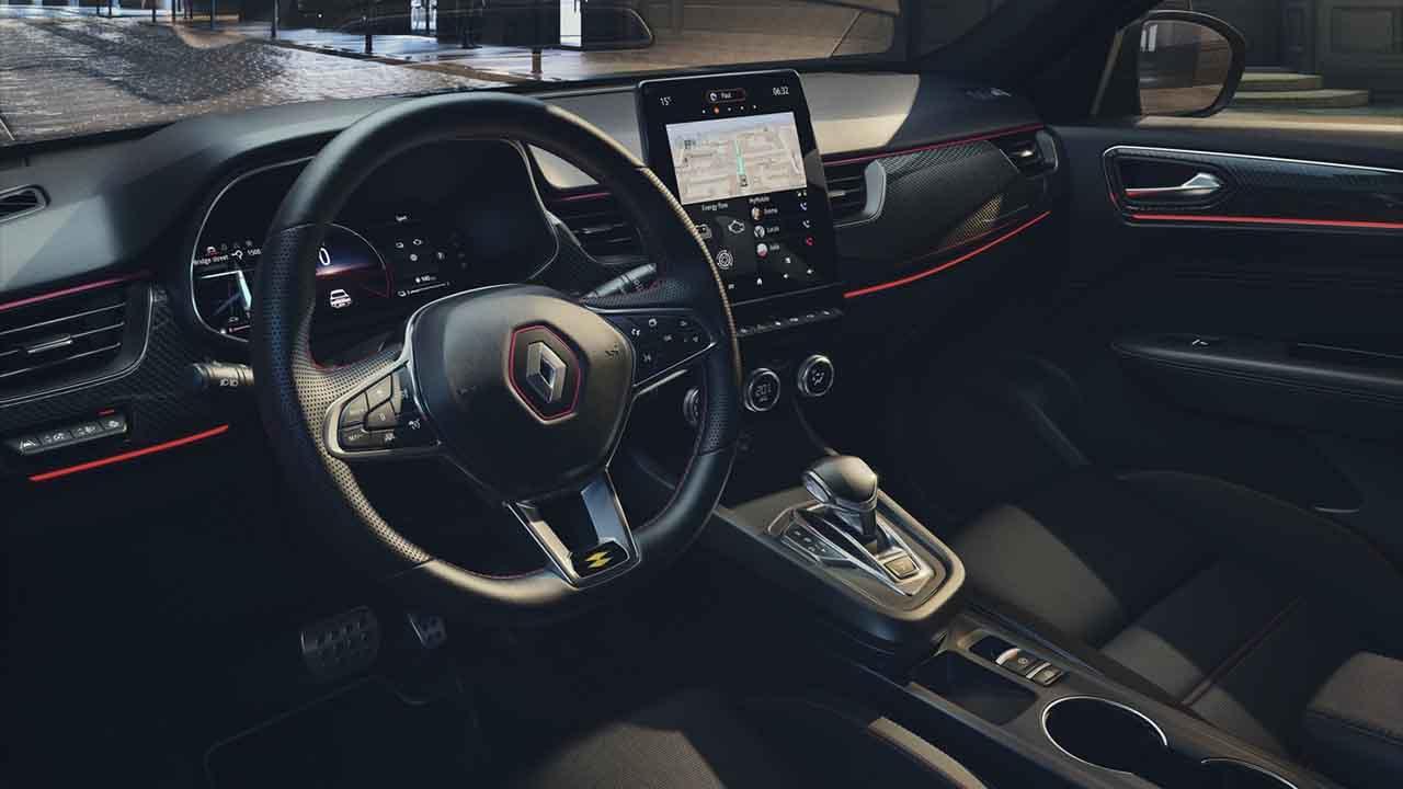 Renault Arkana interni