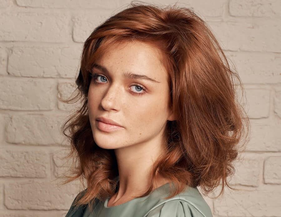 colore capelli ramati estate 2021