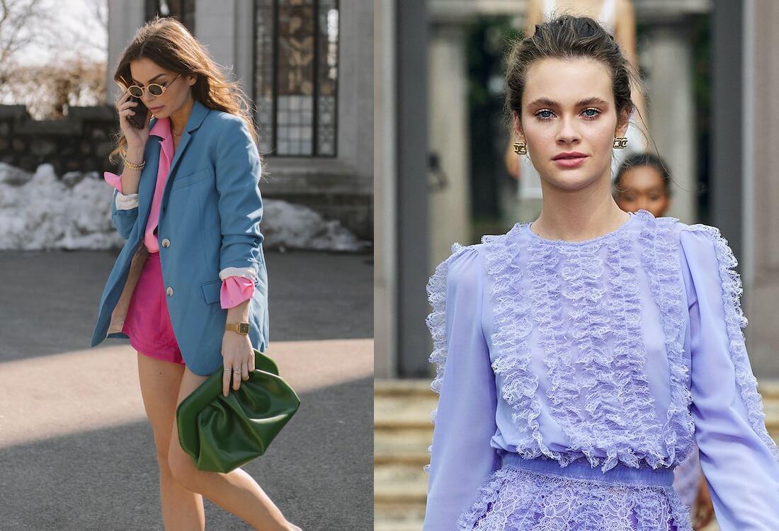 colori moda estate 2021- tendenze pastello