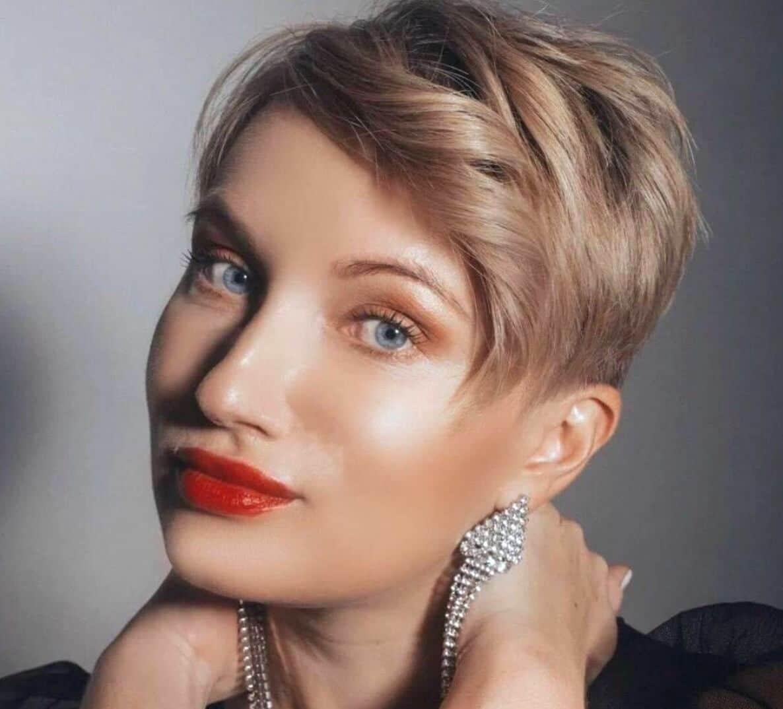 Taglio capelli corti donna 2021