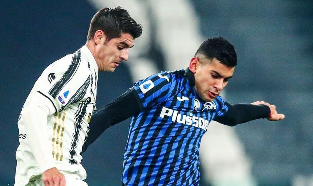 Atalanta Juventus serie a