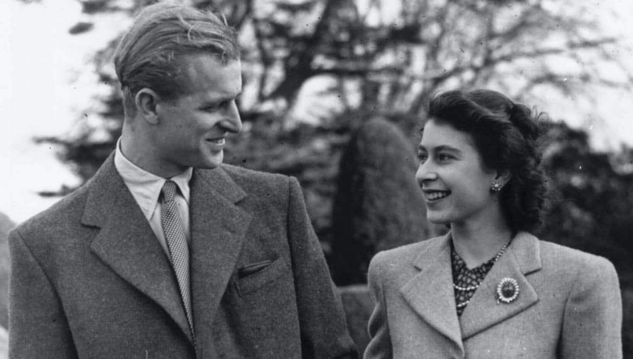 regina elisabetta principe filippo matrimonio