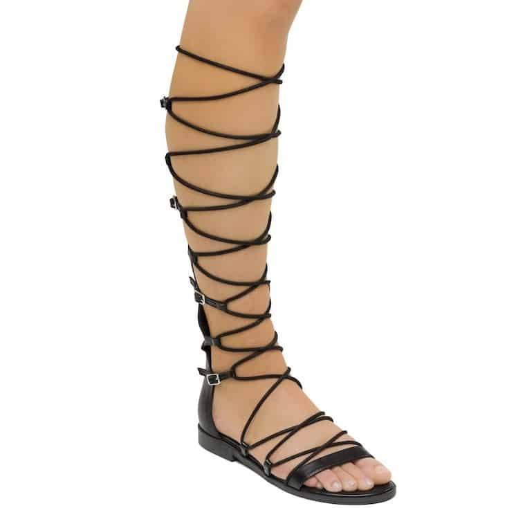 sandali gladiatore 2021 pittarosso