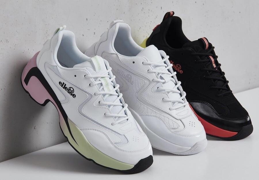 sneakers pe 2021 con la zeppa