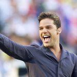 Inni di calcio Ricky Martin