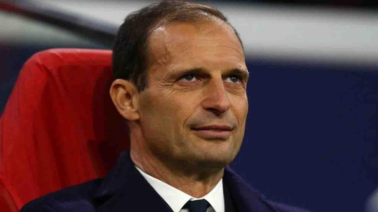 Massimiliano Allegri allenatore juventus 2021-22