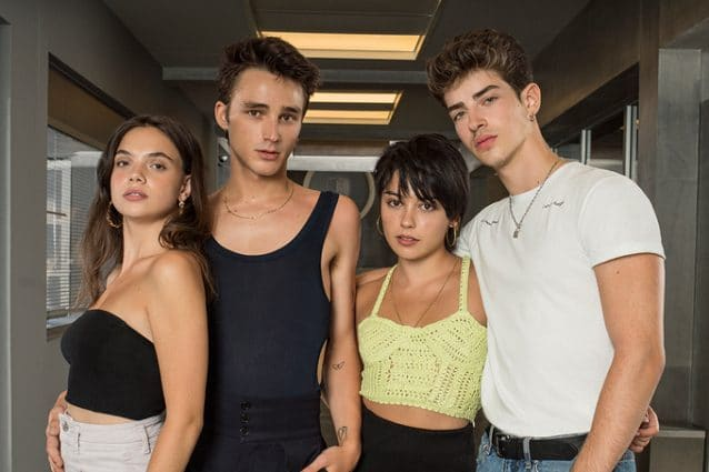 Elite 4 serie tv Netflix