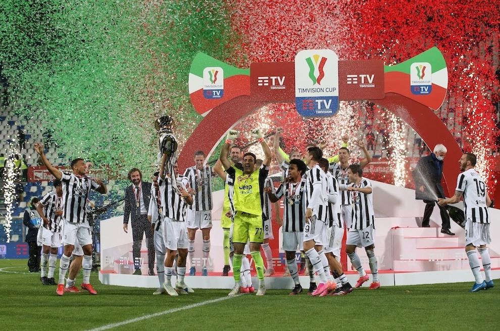 juventus coppa Italia 2021