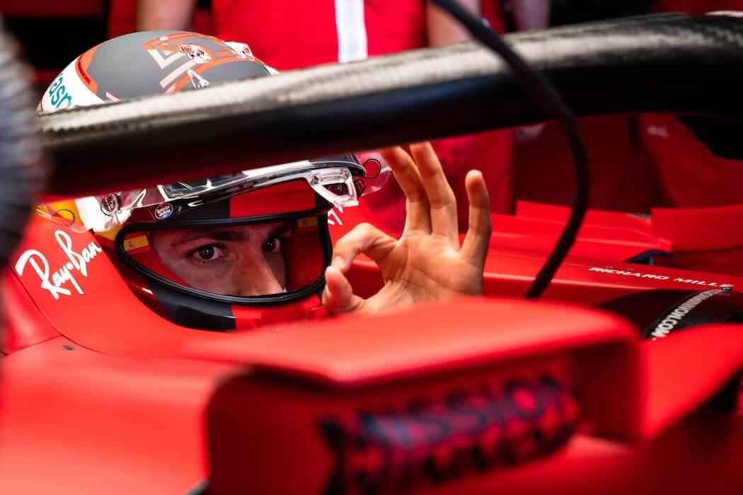 Ferrari Gp f1 2021