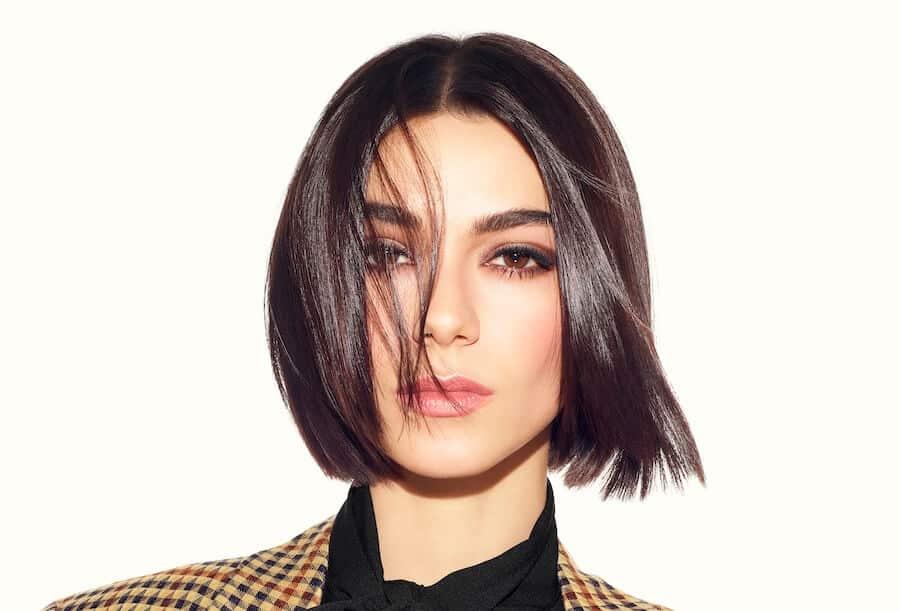 taglio capelli castani estate 2021