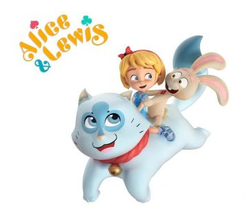 Alice & Lewis cartone animato Rai