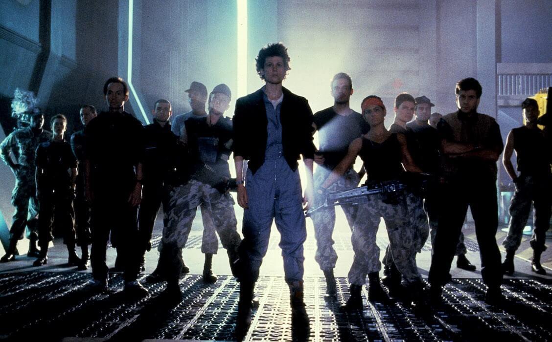 Aliens scontro finale film