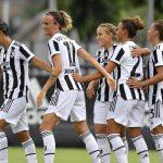 Juventus femminile giocatrici rosa