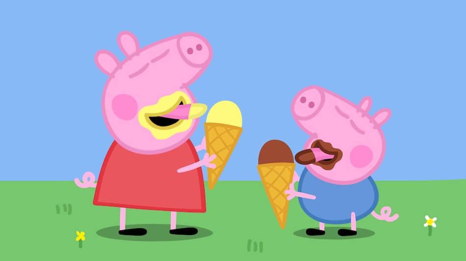 Peppa Pig Rai Yoyo 2021-2022