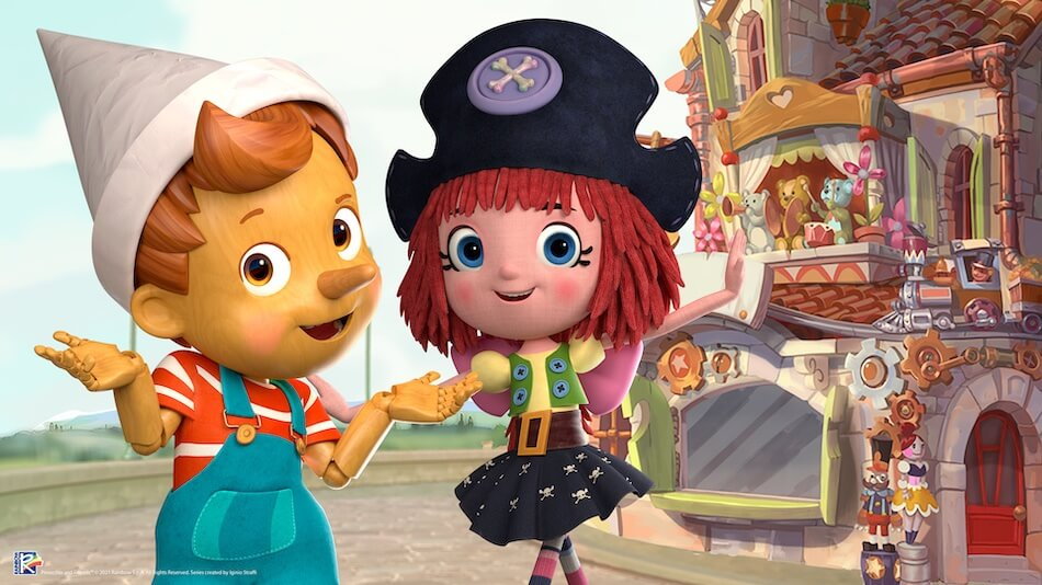 Pinocchio- rai ragazzi 2021 2022