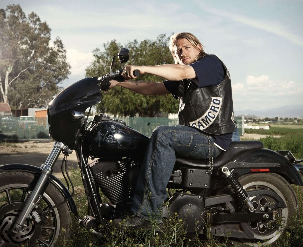 Sons of Anarchy serie tv Disney