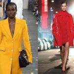 colori moda inverno 2021-22 Tendenze colori