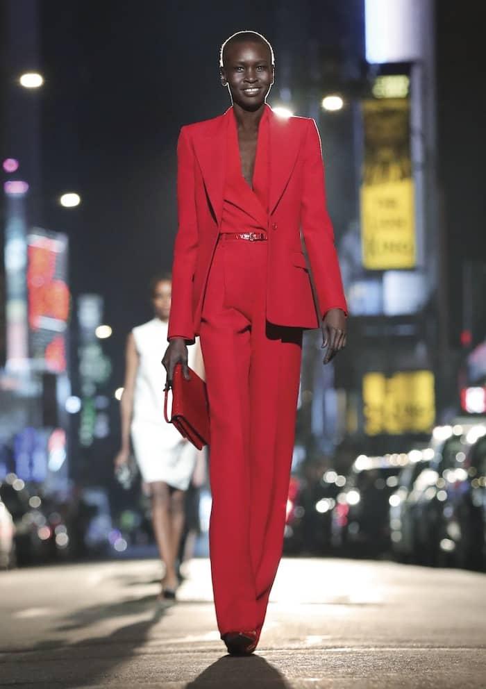 moda inverno 2021-2022come abbinare il rosso
