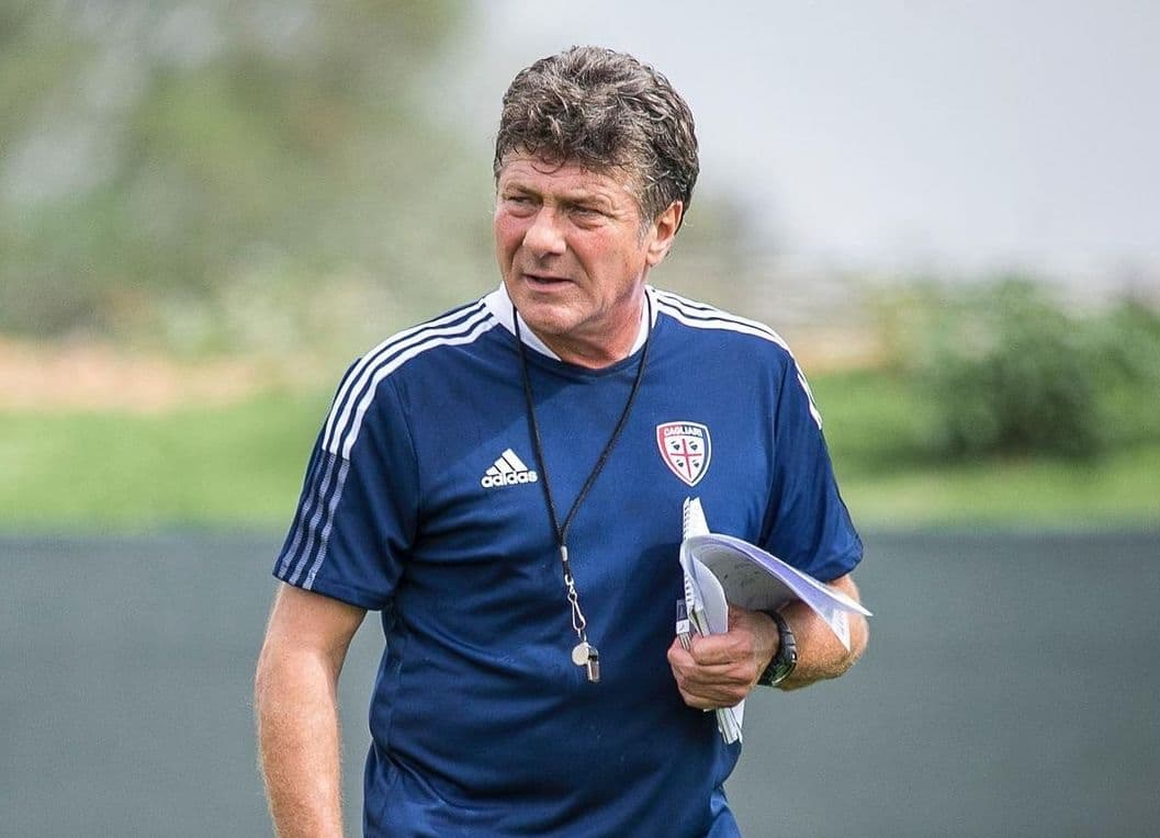 Cagliari calcio allenatore
