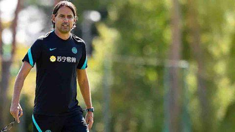 Inter Simone Inzaghi