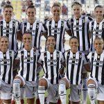 Juventus femminile champions league 2021-22